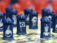 Levend Stratego in Amsterdam